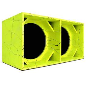 Caixa Euclides Para Subwoofer 15 Polegadas Tornado Sds 2.7