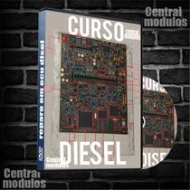 Curso Reparo Ecu Módulo Injeção Eletrônica De Motor Diesel