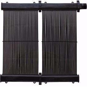 Coletor Solar P/ Aquecimento De Piscinas Placas 2,5 X 0,42m
