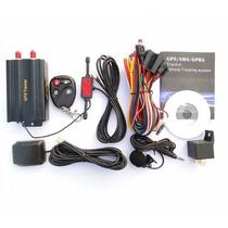 Rastreador Veicular Tk 103b Sinal Gps Sms Tracker Bloqueador