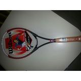 Raqueta Tenis Wilson Modelo Rf