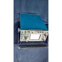 Osciloscópio Tektronic 465 Ligando No Estado