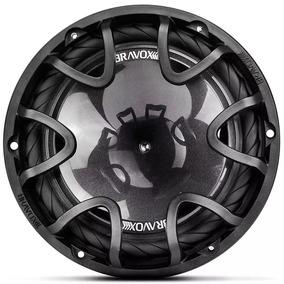 Subwoofer 12 Bravox Premium Plus P12x D4 220w Rms Telado