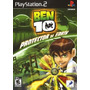Patch Jogo Ben 10 Protector Of Earth Play 2 Ps2 Playstation2