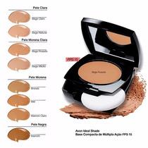 Ideal Face Base Compacta Bege Natural - Promoção