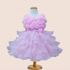 Vestido Festa Casamento, Aniverssario,importado 2 A 7 Anos