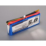Batería Lipo Turnigy 5000 Mah 7,2v 2s 20c-30c Rc