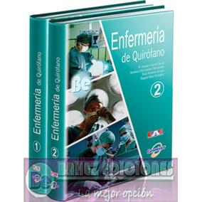 Enfermeria De Quirofano 2 Vols