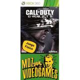 Call Of Duty Ghosts - Xbox 360 - Físico - Mdz Videogames