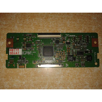 Placa T-con Para Tv Lcd Philips 32pfl3404/77 Funcionando Ok