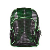 Eastsport - Back Pack Mochila De Malla Detalles Verdes