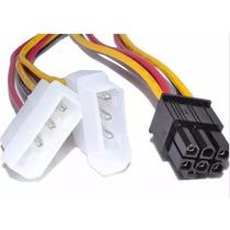 Cable Molex 6pin / 8pin Para Tajetar Video