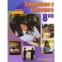 Castellano Y Literatura 8vo. Editorial Actualidad