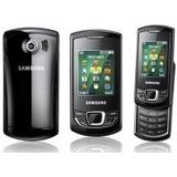 Celular Samsung Gt-e2550l Desbloqueado Preto Vitrine