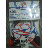 Collares Phiten Leones, Magallanes, Tiburones X50 Originales