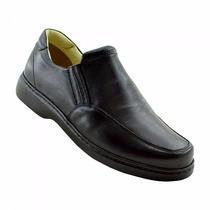 Sapato Casual Masculino Doctor Shoes Ref 410 -couro Legítimo