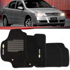 Tapete Automotivo Astra 2003 2004 2005 A 2011 Carpete Preto