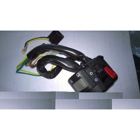 Interruptor Punho De Luz Yamaha Ybr 125 Factor 2014 Acima