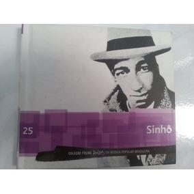 Cd Sinhô Coleçâo Folha De Sâo Paulo