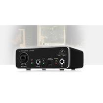 Behringer U-phoria Um2 Interface De Audio Um 2