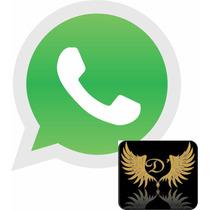 Adesivo Whats App Skype Facebook Twitter Para Carro Caderno