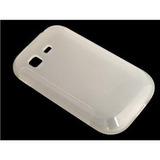 Capa Tpu + Película Plást. Samsung Galaxy Pocket Gt-s5300