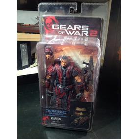 Gear Of Wars 2 Dominic Santiago Figura
