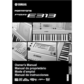 manual traduzido para o portugues pianos orgaos teclado teclados rh lista mercadolivre com br Ritmos Para Teclados Yamaha Bajo Yamaha