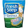 Cristales Fresh Step, Premium, Arena Aglomerante Gato, Perf