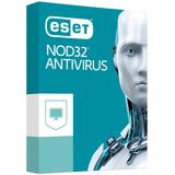 Licencia Eset Nod32 Antivirus 3 Dispositivos 1 Año