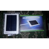 Lampara Reflectora Solar 15 Leds.