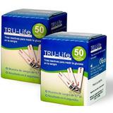Tiras Tru-life X 50 De Health Care