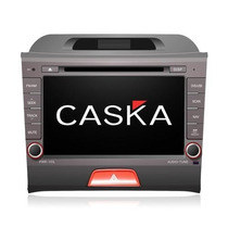 Estereo Kia Sportage Caska Dvd Gps Ipod Mp3 Bluetooth Garmin