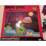 Rompecabezas Angry Bird 48 Piezas