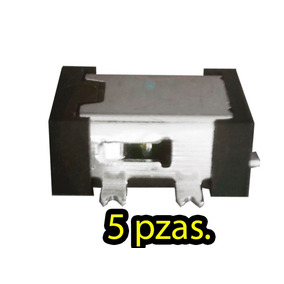 5 Pzas Conector Tablet Punta 0,7mm Centro Carga 7 8 9 Y 10