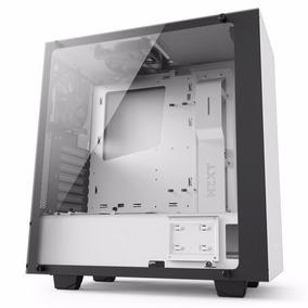Gabinete Gamer Nzxt S340 Elite Ventana Blanco Usb 3.0