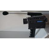 Filmadora Super 8 Bell Howell C/ Som