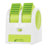 Mini Ventilador Portátil Usb Ar Condicionado Aromamatizador