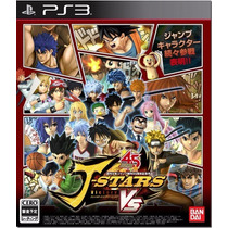 J-stars Victory Vs+ - Ps3 - Código Psn - Envio Agora !!