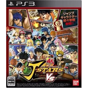 J Stars Victory Vs+ Ps3 Digital Psn Promoção