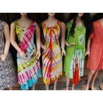 Vestidos Hindues. Vta Por 12 Unidades