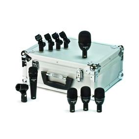 Audix Fp5 Set De 5 Microfonos Grabacion Bateria