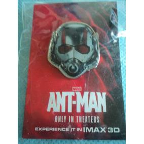 Botom:broche-homem-formiga:ant-man:pins:importado:marvel