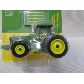 Miniatura De Trator Ertl Em Metal 1:64 - John Deere 8120