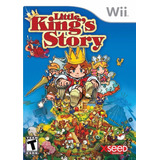 Little King´s Story (nuevo Sellado) - Nintendo Wii