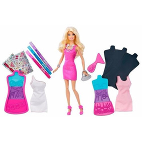 Barbie Moldes Fashion Atelie Estilista Roupas Acessorios