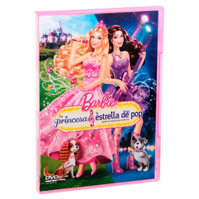 Barbie La Princesa Y La Estrella De Pop Pelicula En Dvd