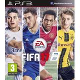 Ps3 Juego Fifa 2017 Playstion 3 Latino Fifa17 Fulbol Fisico