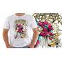 Camiseta Casual - Nerds - Estampadas - Caveiras - Hoquei