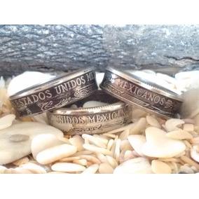 Anillos Hechos De Monedas ($1 Antiguo)